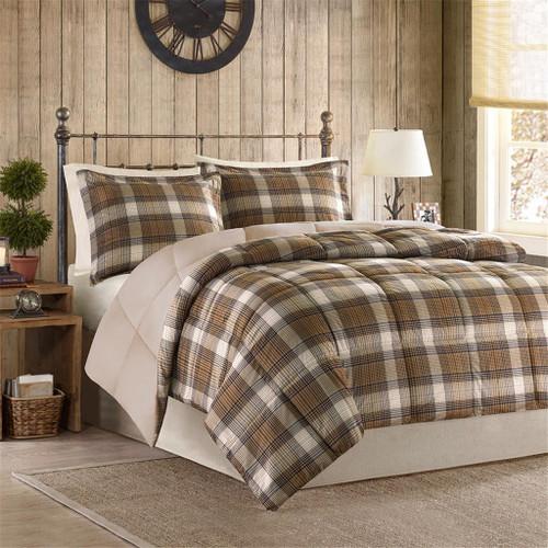 Woodsman Comforter Set - King
