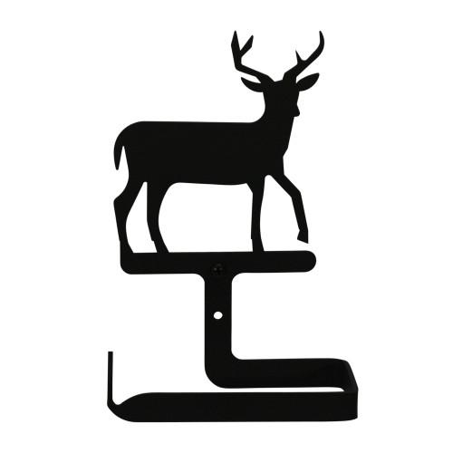 Wrought Iron Deer Arm Toilet Tissue Holder