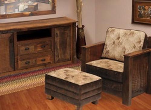 Barnwood Living Room Furniture