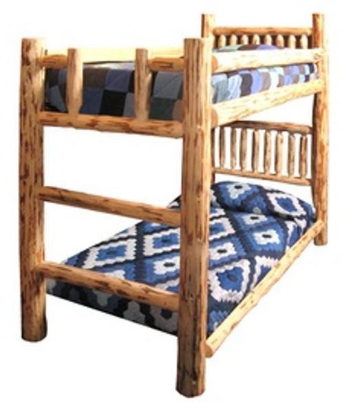 Pine Log Bedroom Furniture