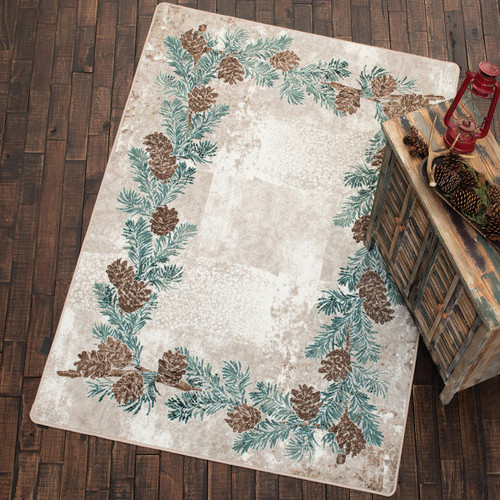 Sherwood Pines Rug Collection