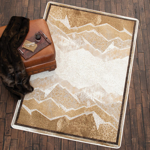 Misty Mountain Rug Collection