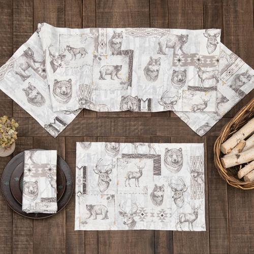 Woodland Spirits Table Linens