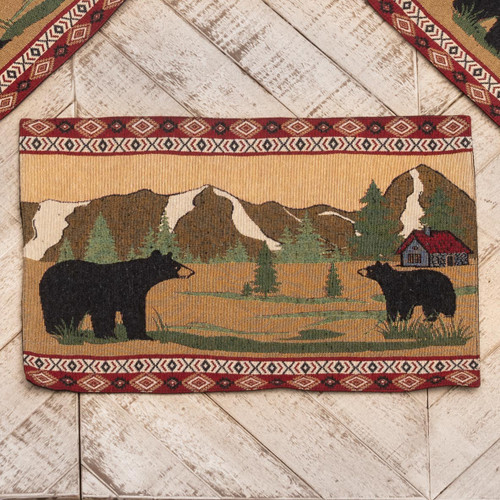 Mountain View Bears Placemat