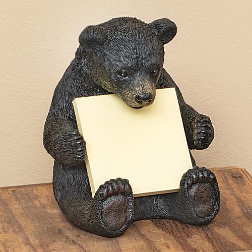 Bear Sticky Note Holder
