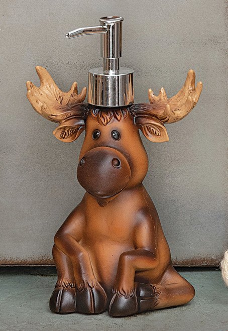 Mountain Moose Lotion Pump - BACKORDERED UNTIL 11/12/2021