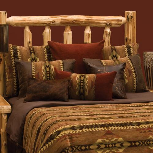Stampede Pillows & Shams