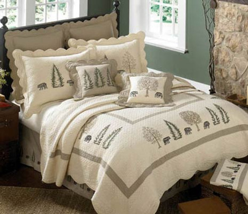 Bear Creek Deluxe Bed Sets