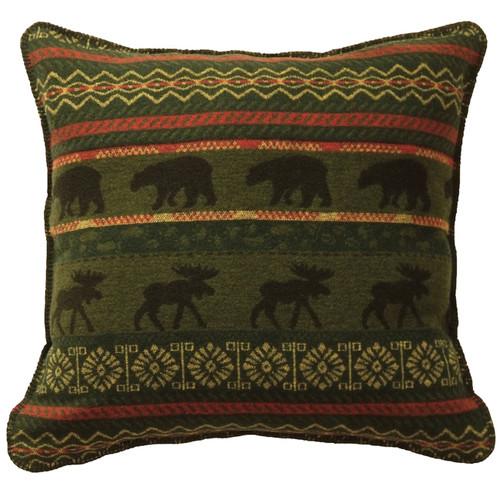 McWoods 1 Pillows & Shams