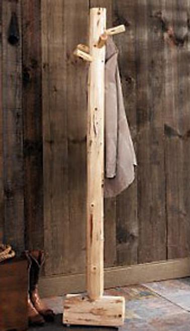 Rustic Coat Rack / Tree