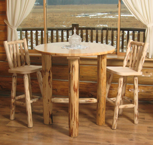 Pine Log Furniture