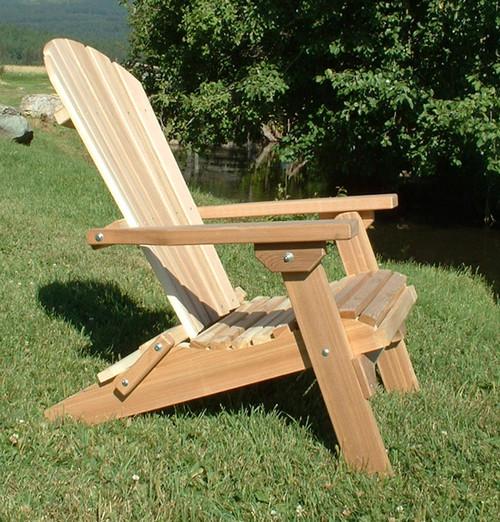 Pine Log Outdoor Furniture