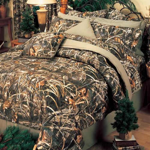 Realtree Max-4 Camo Bedding Collection