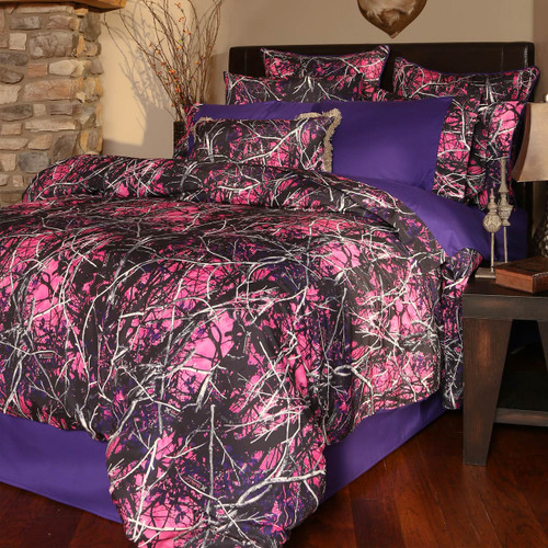 Muddy Girl Bedding Collection