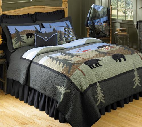 Bear Lake Bedding Collection
