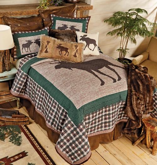 Moose Bedding