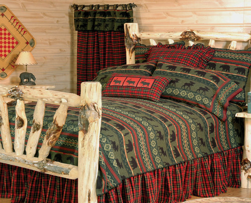 McWoods 1 Bedding Collection