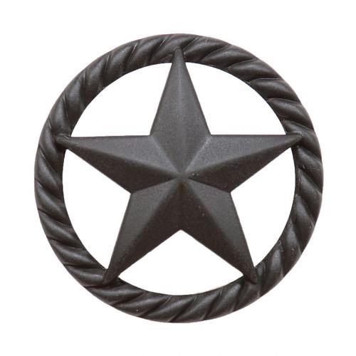 3-D Star Cabinet Knob