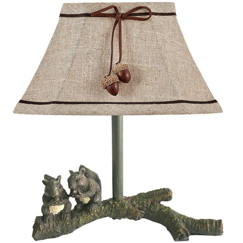 Acorn Branch Accent Lamp - BACKORDERED UNTIL 11/18/2021
