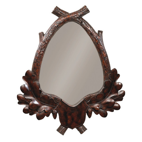 Acorn Branch Wall Mirror