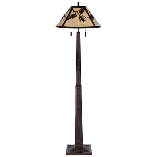 Acorn Branch Floor Lamp