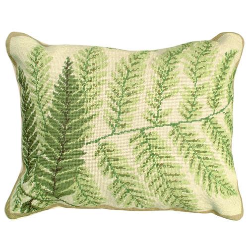 Adirondack Fern Pillow