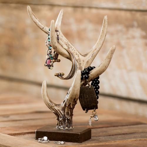 Antler Jewelry Tree