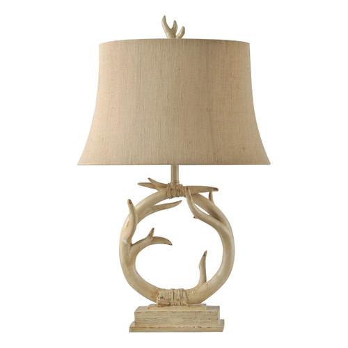 Antler Loop Table Lamp