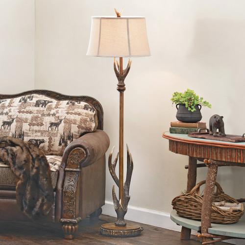 Antler Pass Floor Lamp