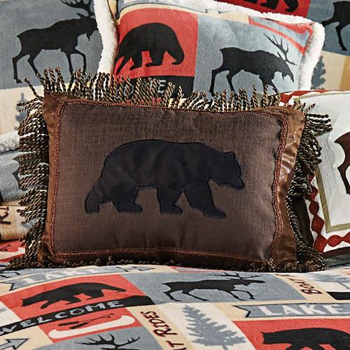Arcadia Bear Pillow