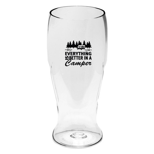 Better in a Camper Beer Tumblers - Set of 4