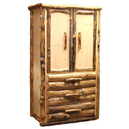 Aspen 3 Drawer/2 Door Armoire