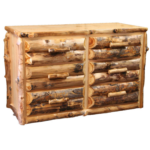 Aspen 6 Drawer Dresser - Small