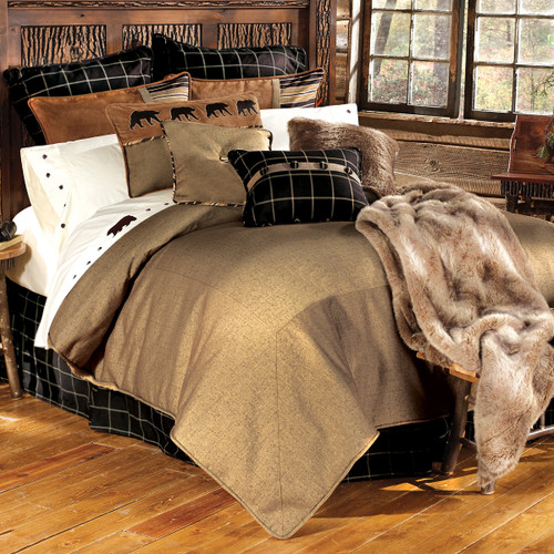 Ashbury Bed Set - King