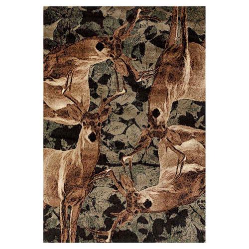 Deer Forest Rug Collection