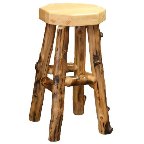 Aspen Round Barstool