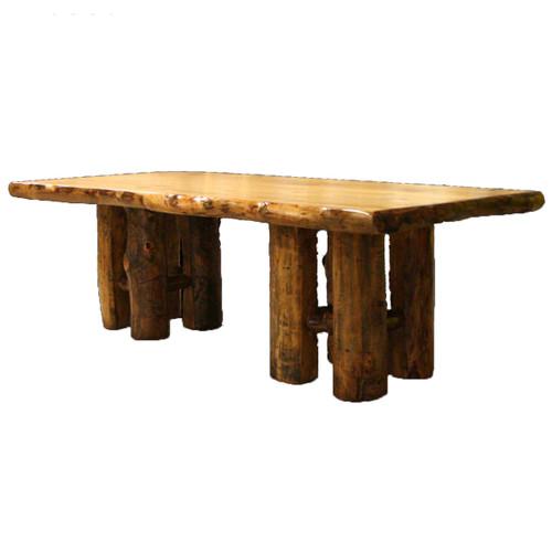 Aspen Stump Table