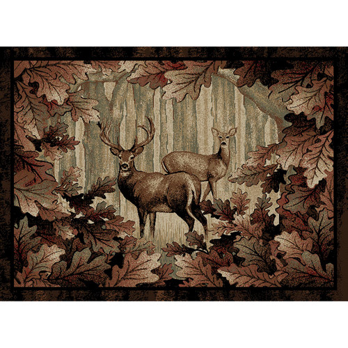 Deer Thicket Rug Collection