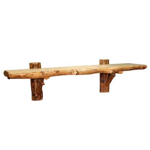 Aspen Wall Shelf - 48 Inch