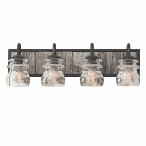 Bainbridge 4 Light Vanity Lamp