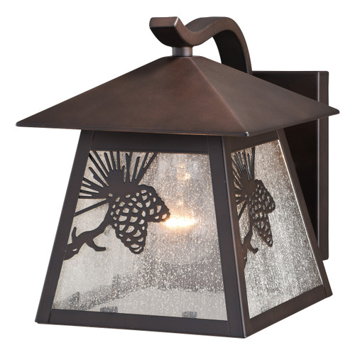 Barclay Outdoor Wall Sconce - 7 Inch