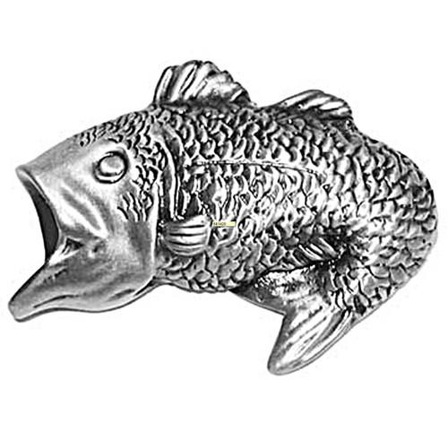 Bass Fish Cabinet Pull