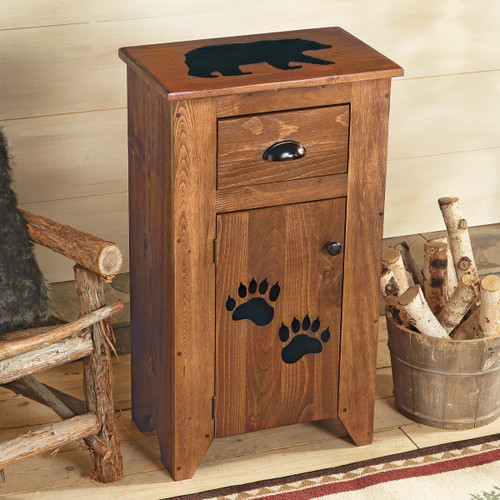 Bear Claws Cabinet/Table
