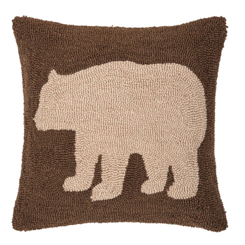 Bear Hooked Pillow - OUT OF STOCK
