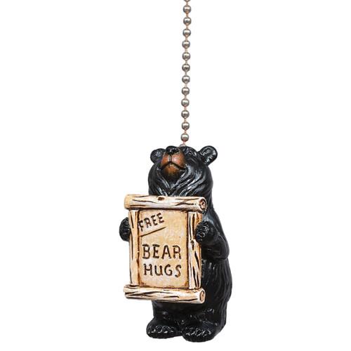 Bear Hugs Ceiling Fan Pull