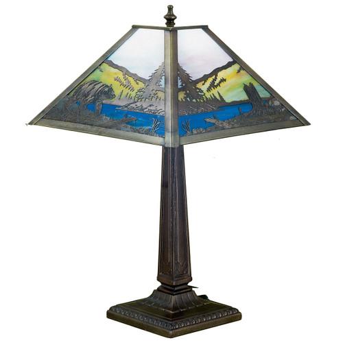 Bear Lake Table Lamp