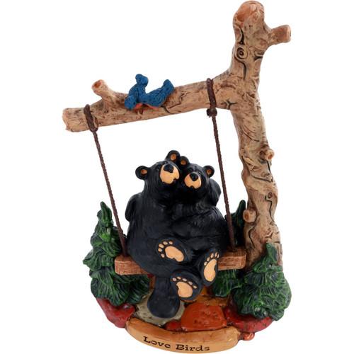 Bear Love Figurine