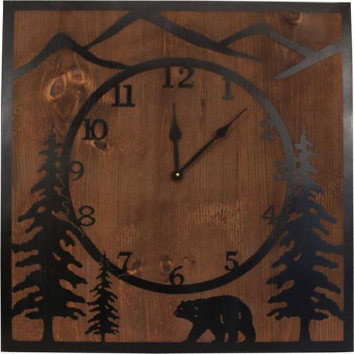 Bear Mountain Clock