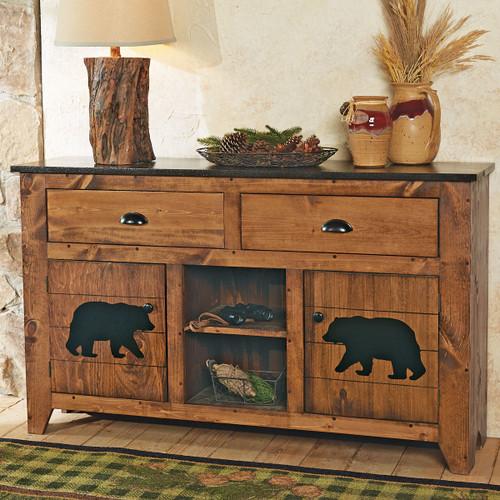Bear Mountain Console Table
