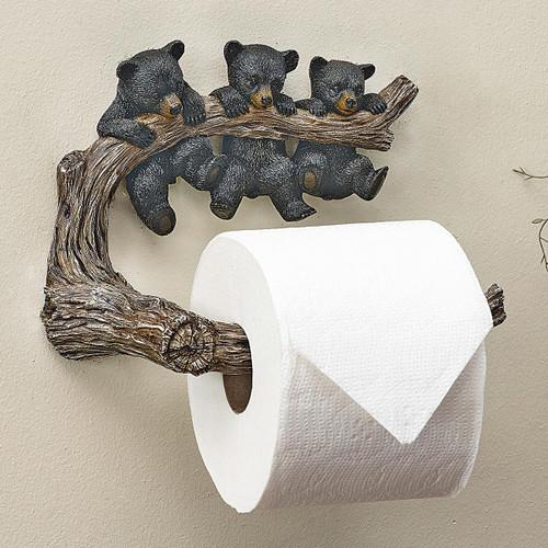 Bear Necessities Toilet Paper Holder